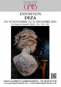 Flyer expo Deza